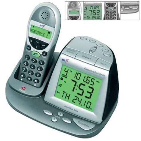 3 in 1 bt wireless phone alarm clock radio for 163 16
