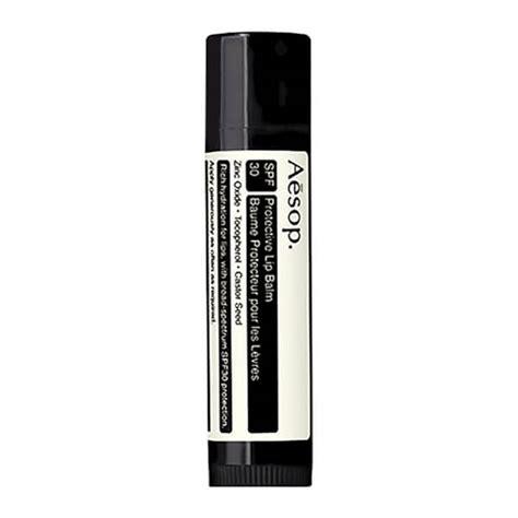 Lip Balm 5g aesop protective lip balm spf 30 5 5g free shipping lookfantastic