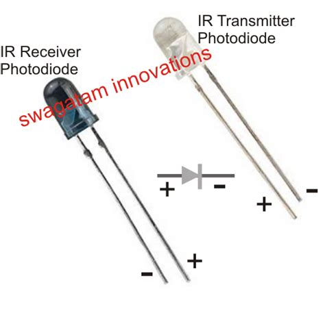 photodiode how to work how to connect an ir photodiode sensor