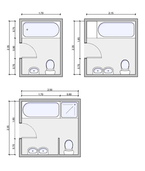 bathroom floorplans types of bathrooms and layouts