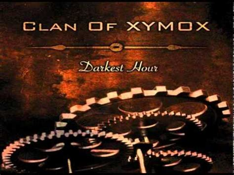 darkest hour clan of xymox clan of xymox in your arms again darkest hour 2011
