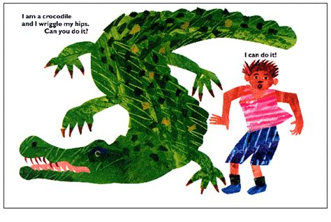 My To Toe Book the official eric carle web site bulletin board notes