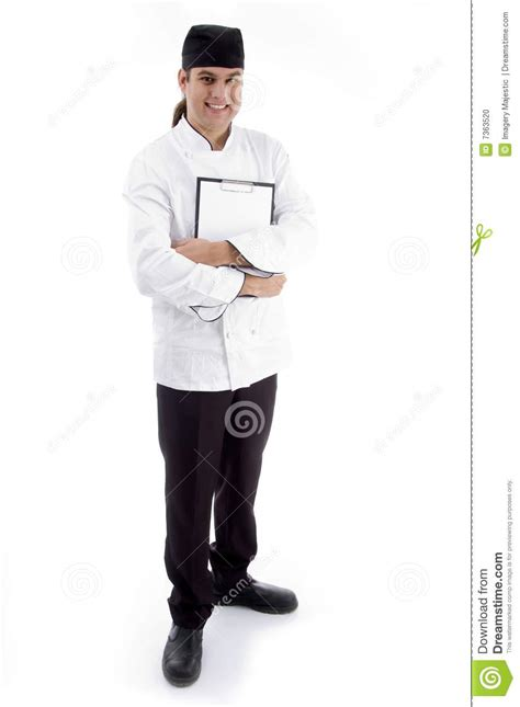 Kitchen Floor Plan Design Tool full body pose of handsome chef stock photo image 7363520