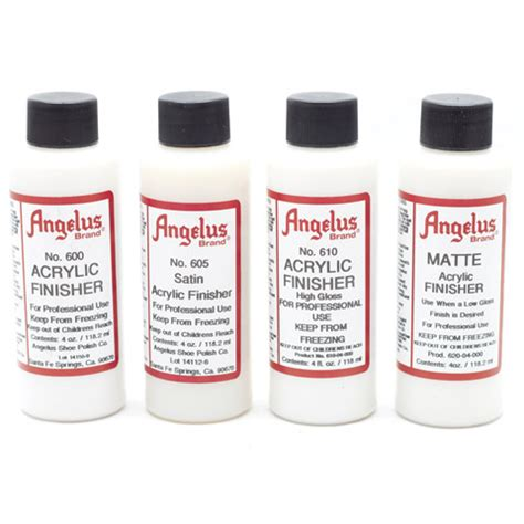 angelus paint durability buy angelus cleaners mediums and finishers