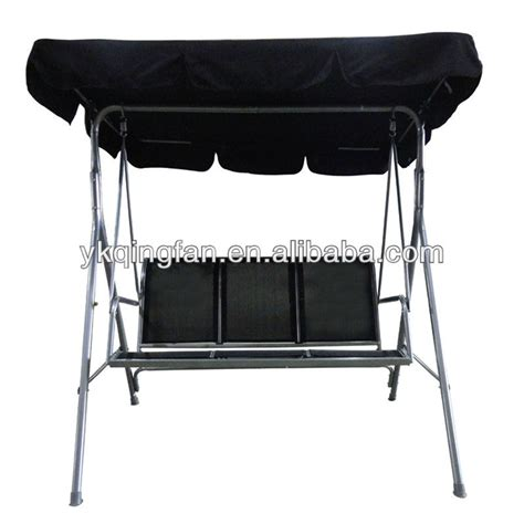 adult swing seat 3 seats outdoor adult swing qf 63033t view outdoor