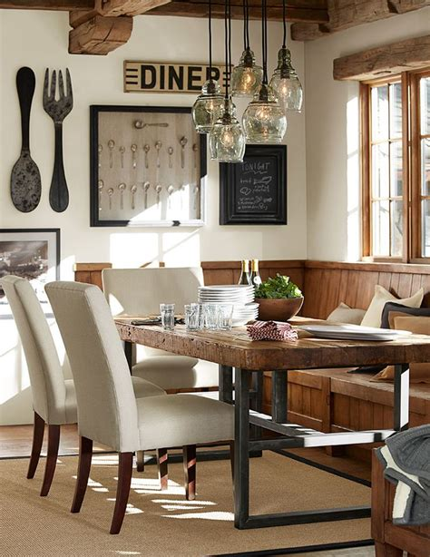 pottery barn dining room ideas best 25 pottery barn lighting ideas on