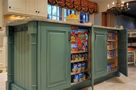 storage island kitchen kitchen storage ideas pantry and spice storage accessories