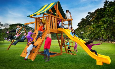 ultimate swing set ultimate jungle gyms jungle gyms canada
