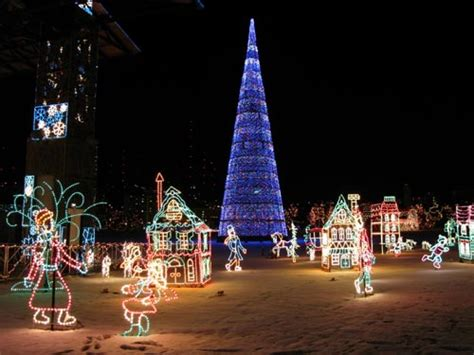 holiday lights tour mn duluth christmas lights bentleyville