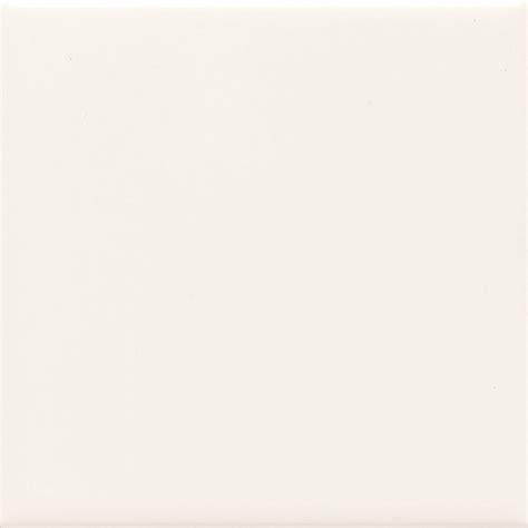 1 white ceramic tiles daltile finesse bright white 4 in x 4 in ceramic wall