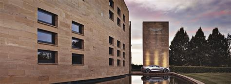 aston martin headquarters michael s home on aston martin announces