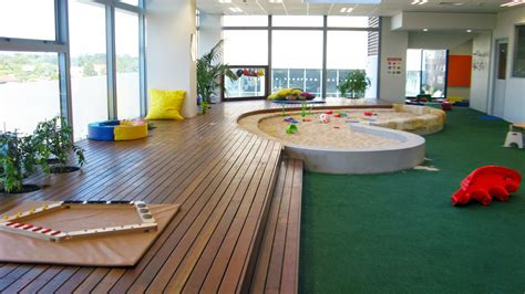 childcare playspace design response  population density
