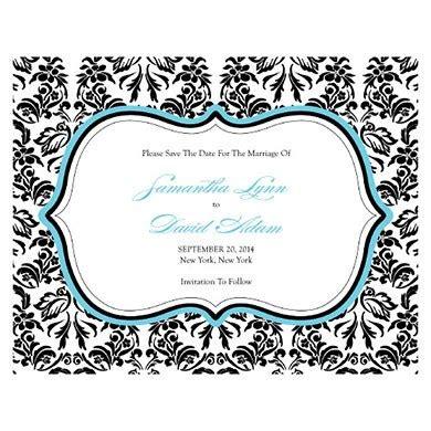 wedding small tent cards fleur de lis template bird damask save the date card weddingstar