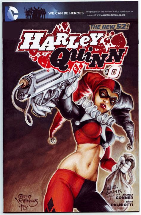 harley quinns cover gallery harley quinn 0 sketch cover by planetdarkone on