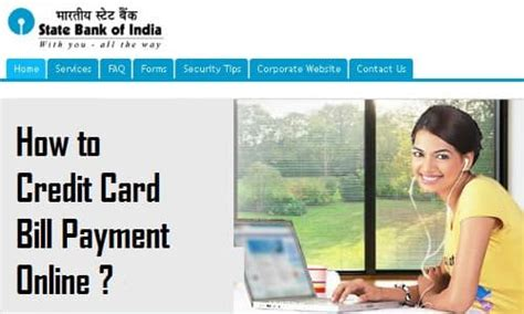 how to make sbi credit card how to pay sbi credit card bill payment customer