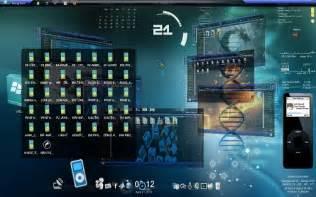 Future 3d theme 3d themes download windows 7 themes