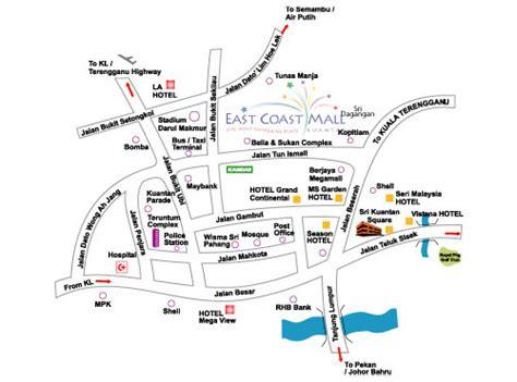 le resort kuantan map kuantan city in malaysia wonderful malaysia