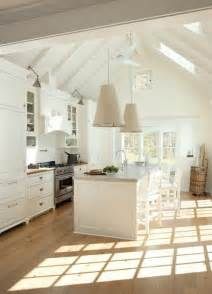 White Kitchen Lighting Cottage Modern Why Does Everyone Want A White Kitchen