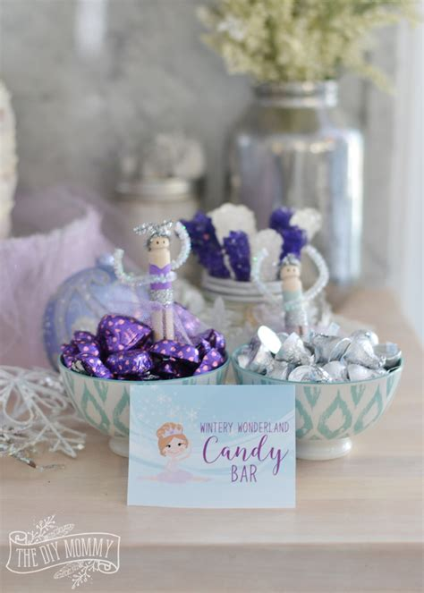 sugar plum decorations sugar plum nutcracker ballerina ideas diy