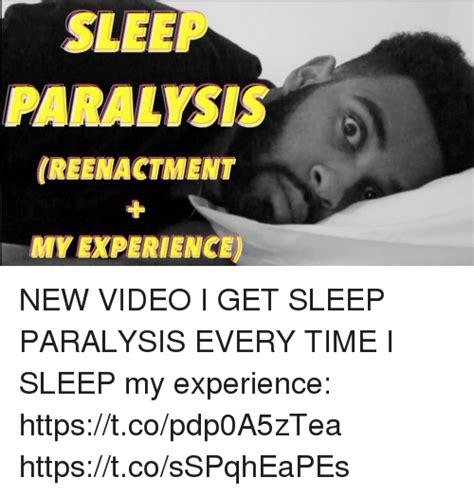 Sleep Paralysis Meme - 25 best memes about paralysis paralysis memes
