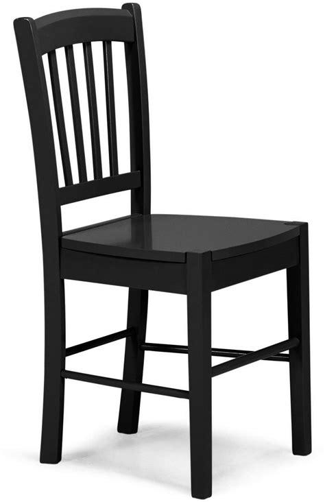chaise cuisine noir chaise bois cuisine tous les prix avec le guide kibodio