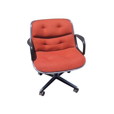 1 Knoll Pollock Executive Swivel Arm Chair Ebay Swivel Chair Ebay