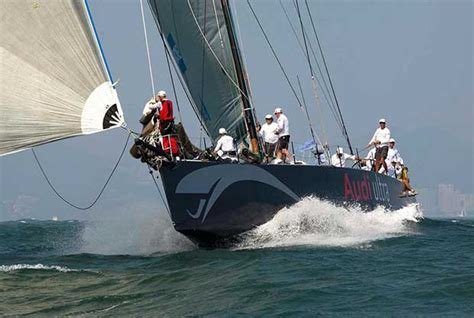 hong kong to vietnam boat volvo hong kong to vietnam race 2017 yacht boat news