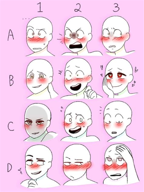Facial Expression Memes - blushing meme by bluebirdsandcanaries on deviantart