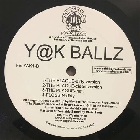 Yak Ballz Detox by Yak Ballz The Plague Lyrics Genius Lyrics
