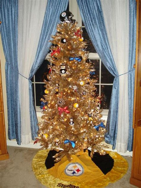 images of a steelers christmas tree 17 best images about celebration trees on trees trees and easter egg tree