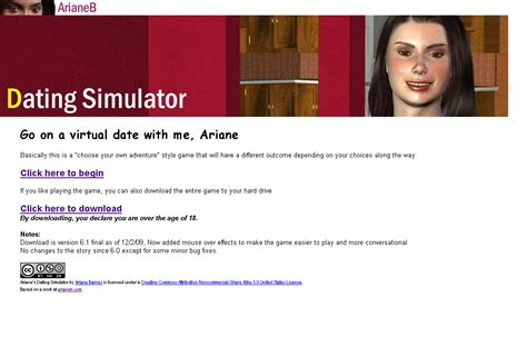 date ariane nudez ariane dating simulator no superdownloads download de