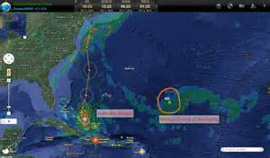 Pdc weather wall tropical cyclone activity report atlantic ocean