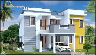 modern contemporary house elevation 1900 sq ft