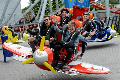 swing on a star tv theme drayton manor theme park s new ride air race which was