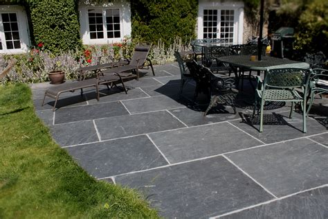Slate Patio Designs Exteriors Wisstrax Patio Flooring Tile With Tile Patio Home Pinterest