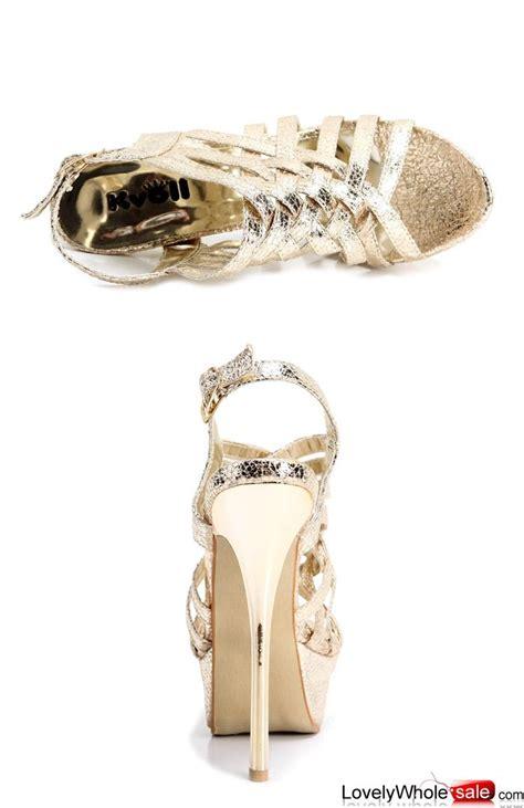 New Kvoll Size 34 42 R18 kvoll shoes summer new style gladiator sandal golden pumps