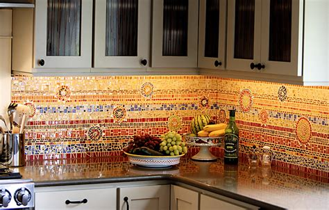 mosaic tiles backsplash kitchen eye candy 6 incredible mosaic kitchen backsplashes curbly