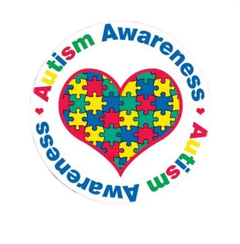 autism heart button pins autism awareness shop