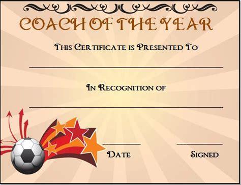 template for soccer award certificate 30 soccer award certificate templates free to download