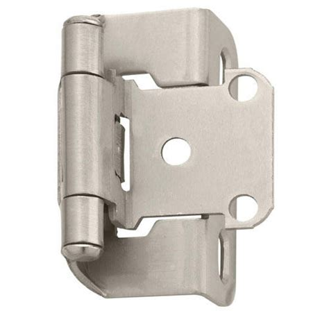 full wrap cabinet hinges self closing partial wrap cabinet hinge 1 2 quot overlay