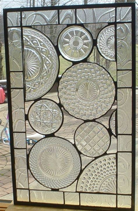glass designs glass plate panel stained glass pinterest