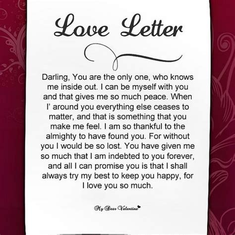 But Sweet Letters