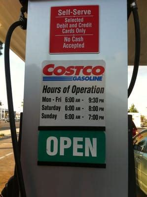 costco hours costco gas hours yelp