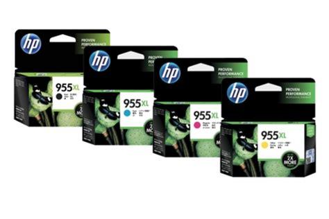 Hp 955xl Black Ink Cartridge L0s72aa Original hp 955xl officejet pro 8720 8730 high yield value pack ink genuine toner bee australia s