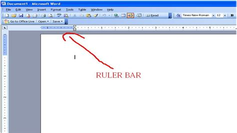layout microsoft word 2003 how to make rulers visible in ms word 2007 it computer