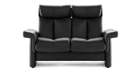 theater loveseat circle furniture legend stressless highback loveseat