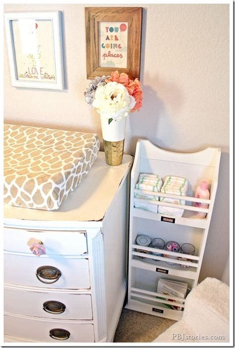 Baby Room Storage by Nursery Storage Enfants