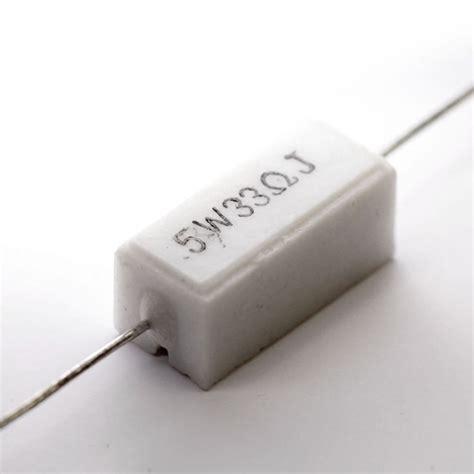 resistor 33 ohm 5w r 233 sistance 5 watt 33 ohm led et produits led dans la boutique leader led lumitronix
