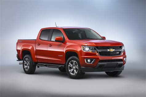 2016 Chevy Colorado And Gmc Canyon Gain Diesel Engine In