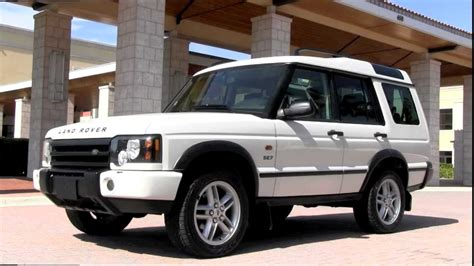 all car manuals free 2003 land rover discovery security system 2003 land rover discovery information and photos momentcar